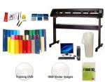 "58"" Vinyl Cutter Plotter Package"